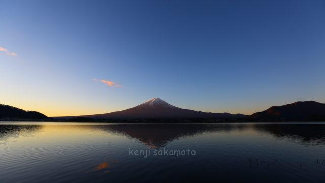 富士 河口湖