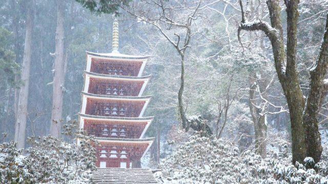 奈良 宇陀 室生寺