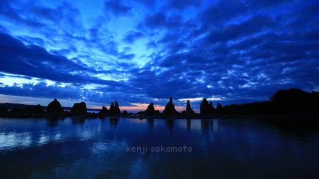和歌山 串本町 橋杭岩