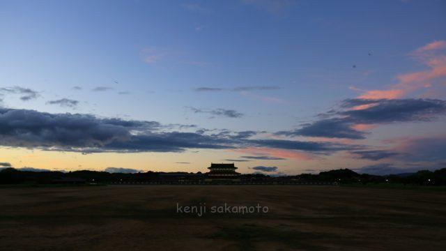 奈良 平城宮跡