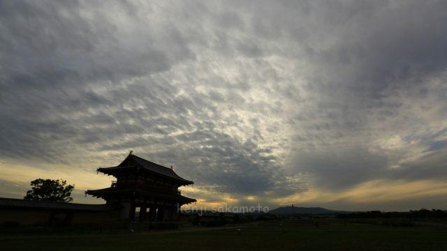 奈良 平城宮跡朱雀門