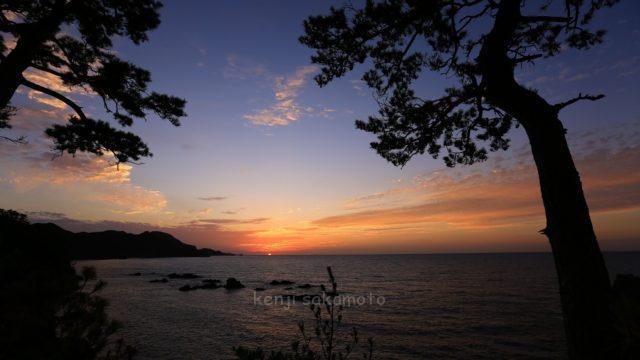 山口 長門 青海島
