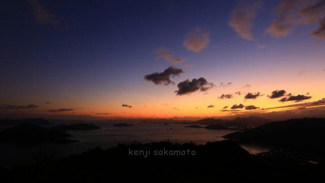 香川 三豊 紫雲出山