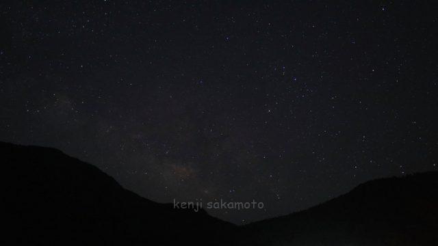 奈良 川上 星空