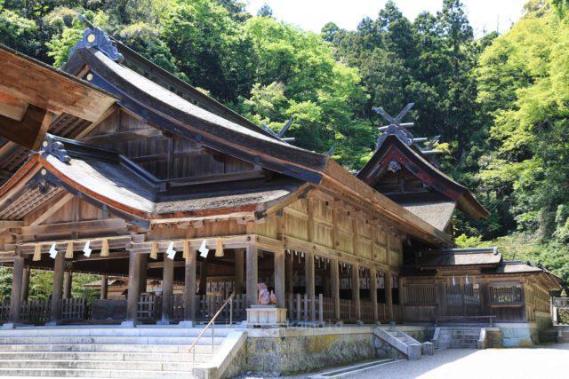 島根 美保神社