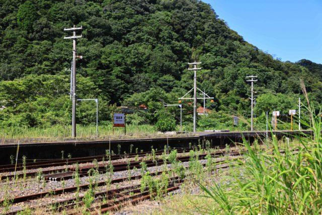 島根 山陰本線 湯泉津駅