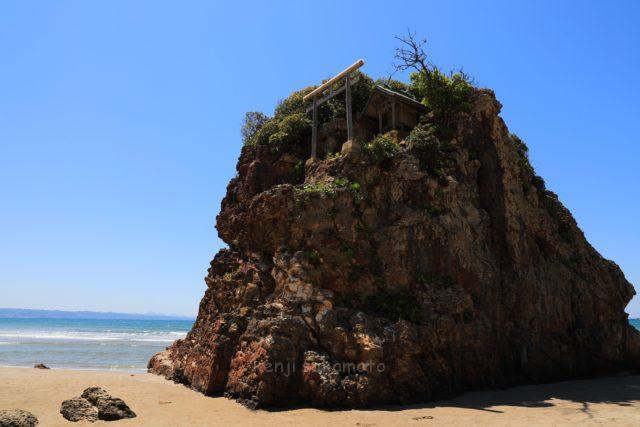 島根 稲佐の浜